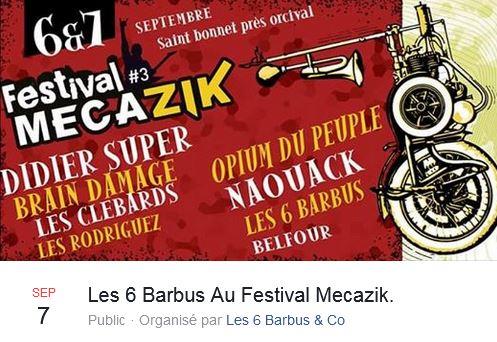 Image de Festival Mecazik