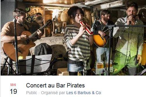 Image de Bar Pirate Le retour