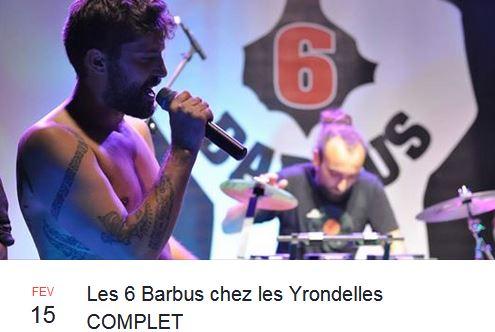Image de Les Yrondelles